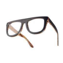 Деревянные очки Woodwedo Flatwood Optic