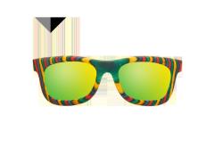 Деревянные очки Woodwedo SK8 B - SUMMER 13