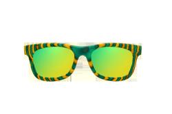 Деревянные очки Woodwedo SK8 E - SUMMER 13