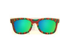 Деревянные очки Woodwedo SK8 F - SUMMER 13
