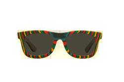 Деревянные очки Woodwedo SK8 G - SUMMER 13
