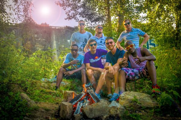 Пикник Woodwedo и наши деревянные очки