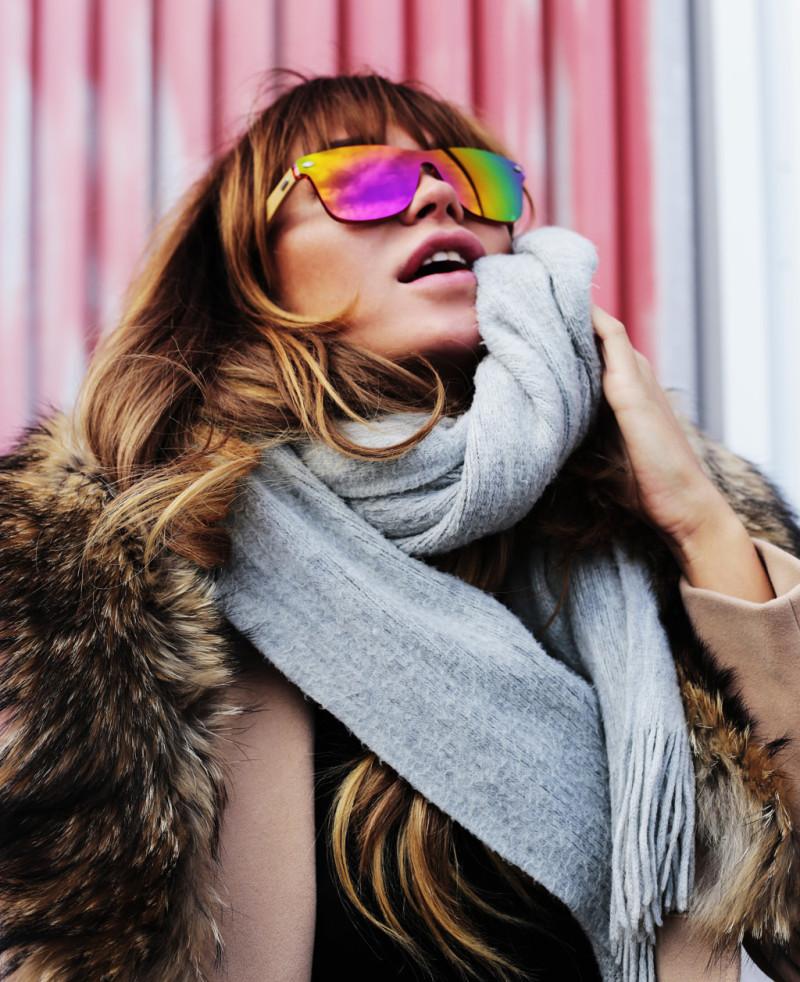Woodwedo Ocean Red sunglasses
