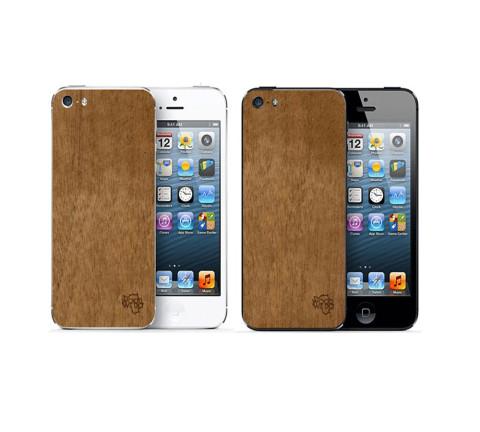 Накладка для iPhone 5/5s/5se из биболо