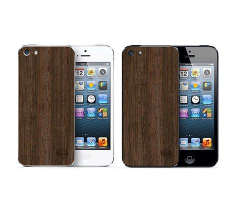 Накладка для iPhone 5/5s/5se из венге