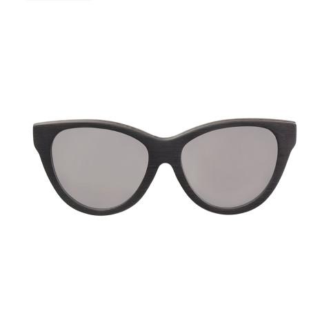 Деревянные очки Woodwedo Koshka Grey