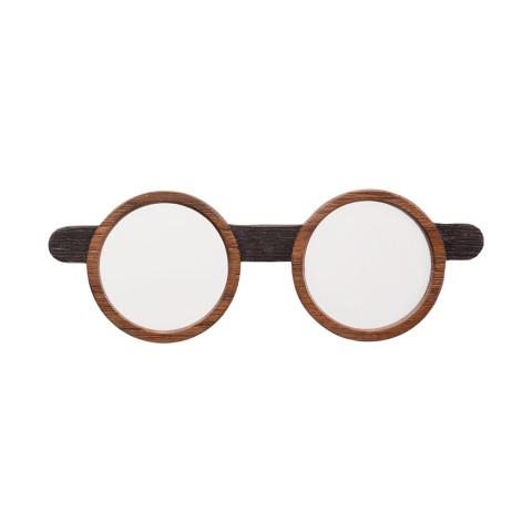 Круглые очки из дерева Woodwedo X Open Design