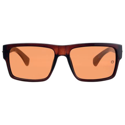 очки с деревянными дужками Woodwedo Soul Brown