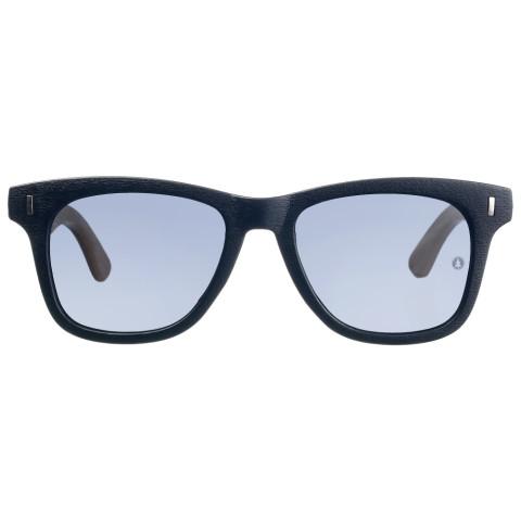 очки с деревянными дужками Blues