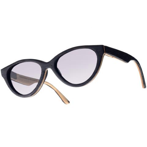 Деревянные очки Woodwedo Koshka M wenge