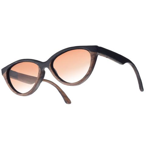 Деревянные очки Woodwedo Koshka M combo
